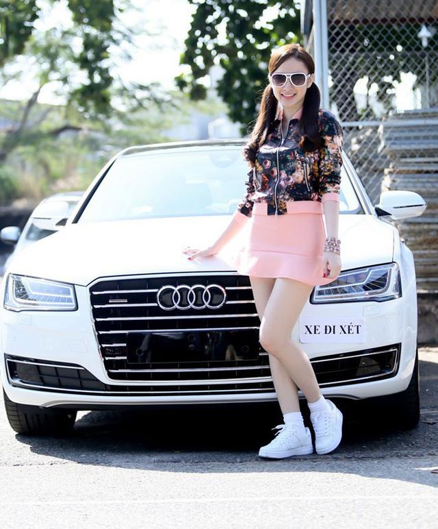 Sao Việt và bộ sưu tập siêu xe đắt đỏ: Người tậu 3-4 cái, người mua xe gần 20 tỷ đồng! - Ảnh 11.