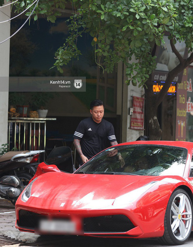 Sao Việt và bộ sưu tập siêu xe đắt đỏ: Người tậu 3-4 cái, người mua xe gần 20 tỷ đồng! - Ảnh 25.