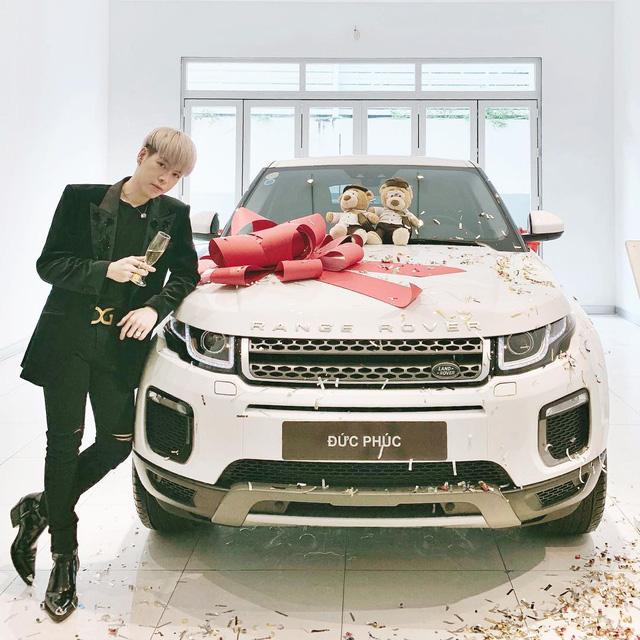 Đức Phúc The Voice sắm Range Rover Evoque hơn 3 tỷ đồng sau 3 năm hoạt động nghệ thuật - Ảnh 2.
