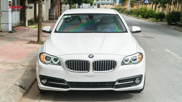Chủ showroom xe cũ tiết lộ lý do nên chọn BMW 5-Series thay vì Mercedes-Benz E-Class - Ảnh 3.