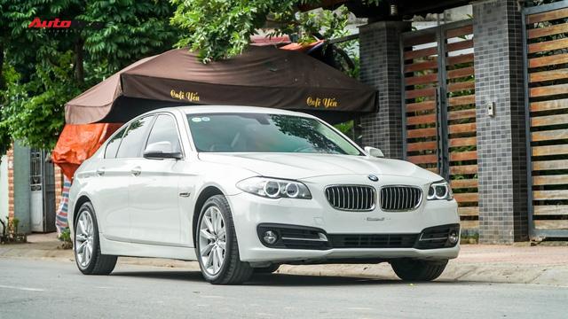 Chủ showroom xe cũ tiết lộ lý do nên chọn BMW 5-Series thay vì Mercedes-Benz E-Class - Ảnh 12.