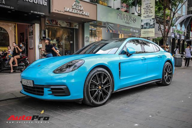 Cường Đô-la, Đàm Thu Trang mạnh tay chi hơn 7 tỷ đồng tậu Porsche Cayenne S thế hệ mới - Ảnh 4.