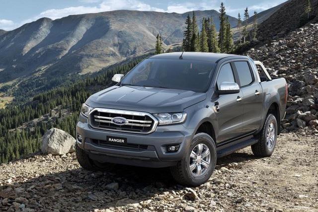 Ford Việt Nam chốt giá khởi điểm Ranger và Everest từ 616 và 999 triệu đồng  - Ảnh 3.