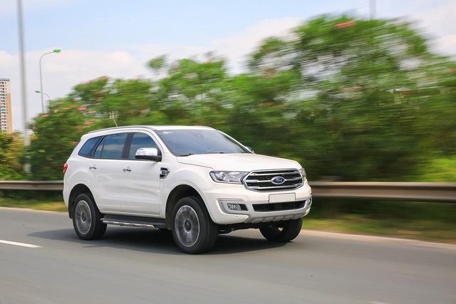 Ford Việt Nam chốt giá khởi điểm Ranger và Everest từ 616 và 999 triệu đồng  - Ảnh 1.