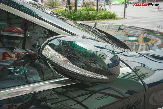 Chiếc Mercedes-Maybach S450 màu xanh diệp lục ngỡ song sinh với xế độc của ca sỹ Bích Phương - Ảnh 7.