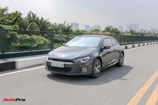 Đánh giá Volkswagen Scirocco GTS - hatchback nổi loạn cho người giàu Việt - Ảnh 2.