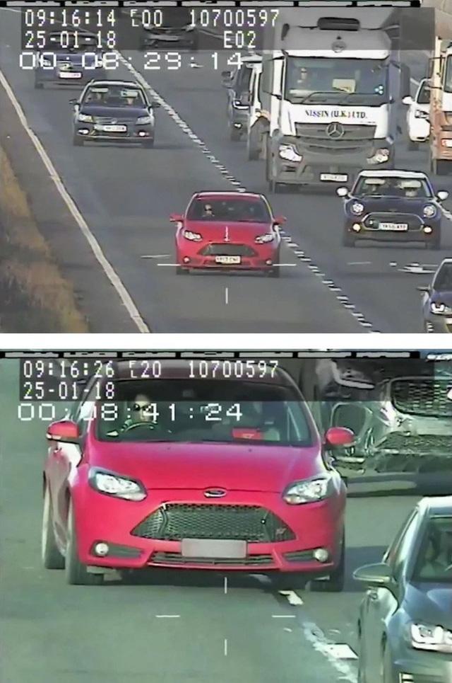 Góc gear chất: Cảnh sát giao thông tại Anh sử dụng ống kính Canon 100 - 400mm để bắn tốc độ! - Ảnh 3.