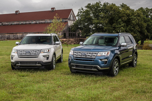 Ford dừng bán Explorer tại những nước không đạt 100 xe/năm, không có Việt Nam - Ảnh 1.
