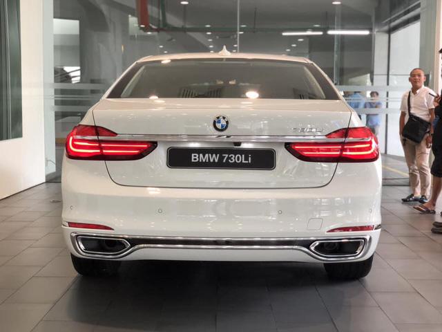 BMW 7-Series giá từ 4,05 tỷ đồng - Xe nhập rẻ hơn Mercedes-Benz S-Class lắp ráp trong nước - Ảnh 5.