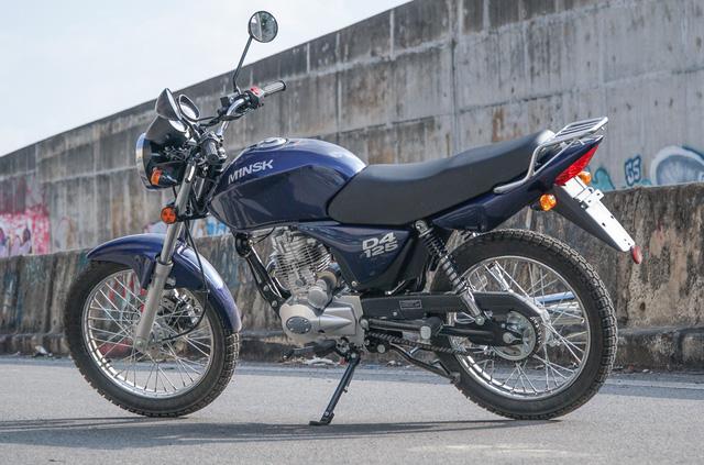 Thêm hai mẫu xe côn tay giá rẻ mới có mặt tại Việt Nam - Ảnh 2.