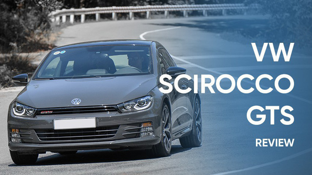 """Đánh giá Volkswagen Scirocco GTS - hatchback """"nổi loạn"""" cho người giàu Việt"""