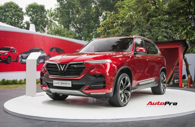 VinFast lại chơi lớn, đem xe tới Geneva Motor Show 2019 khi Lux chỉ còn 2 ngày nữa là hoàn thiện chiếc đầu tiên lắp ở Việt Nam - Ảnh 3.