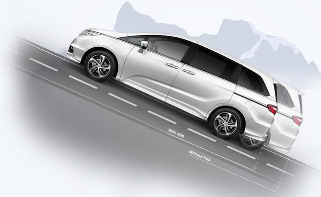 Xe phổ thông chạy đua công nghệ an toàn - Đến thời ô tô không chỉ còn là phương tiện che nắng mưa của người Việt - Ảnh 2.