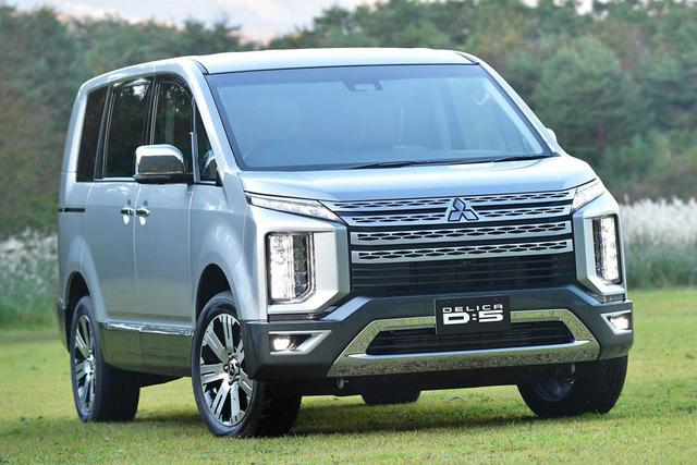 Mitsubishi giới thiệu mẫu MPV thế hệ mới, lấy cảm hứng từ Xpander - Ảnh 1.