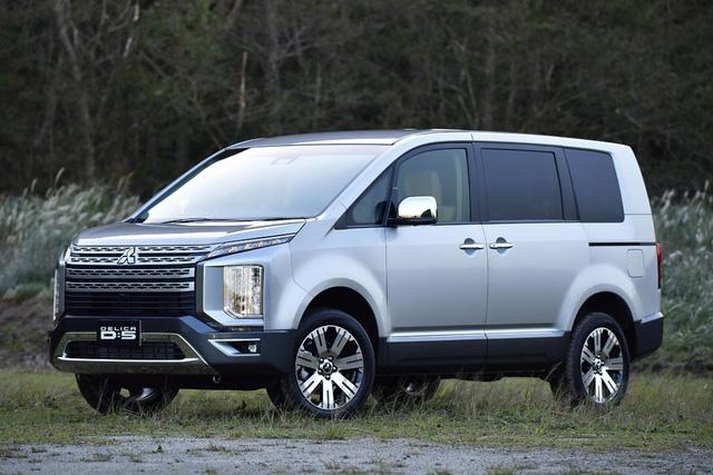 Mitsubishi giới thiệu mẫu MPV thế hệ mới, lấy cảm hứng từ Xpander - Ảnh 2.