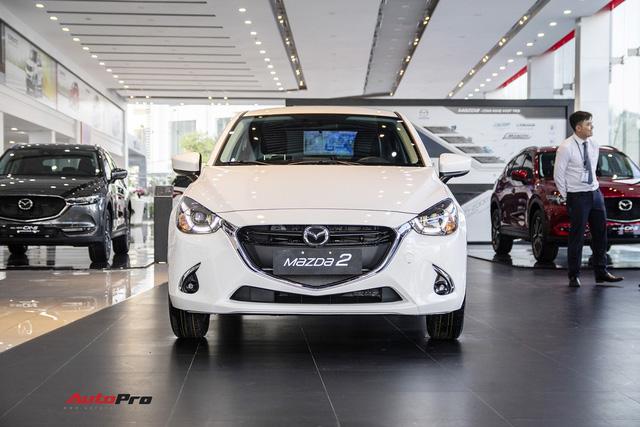 Mazda2 âm thầm tăng giá, nhiều khách Việt mất oan tiền vì chậm chân - Ảnh 2.