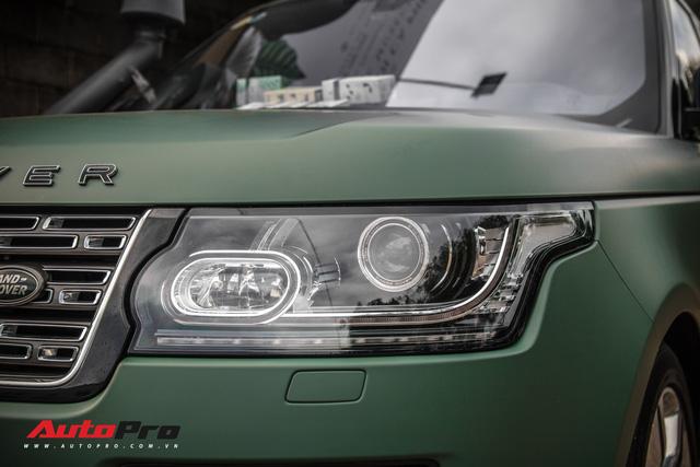 Khám phá Range Rover SVAutobiography LWB chuyên chở khách VIP của ông chủ cafe Trung Nguyên - Ảnh 10.
