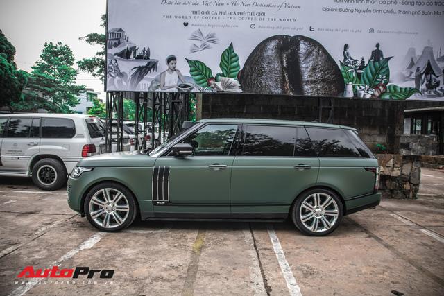 Khám phá Range Rover SVAutobiography LWB chuyên chở khách VIP của ông chủ cafe Trung Nguyên - Ảnh 3.