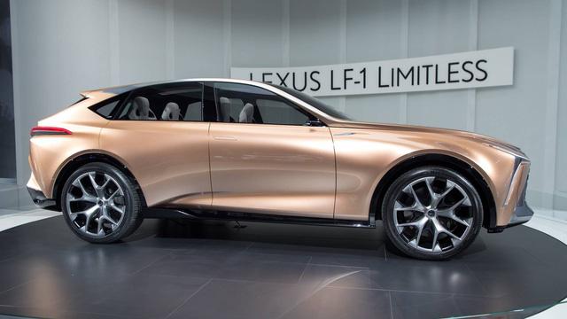 Lexus đang phát triển siêu SUV cạnh tranh Lamborghini Urus? - Ảnh 1.