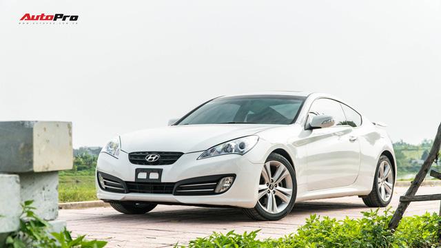 Trải nghiệm nhanh Hyundai Genesis 2011 - Xe thể thao bình dân có giá Toyota Vios - Ảnh 1.