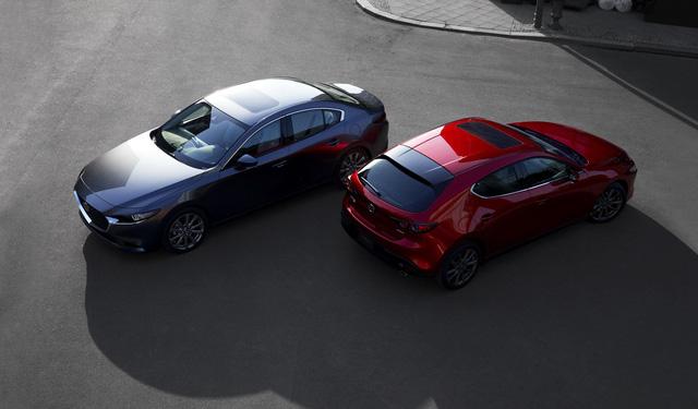 Mazda3 2019 chính thức ra mắt: Tham vọng tiệm cận xe sang của Mazda - Ảnh 1.
