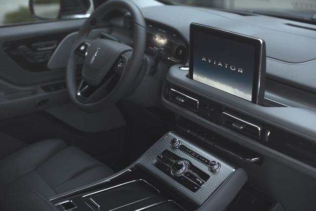 Lincoln Aviator – SUV sang chung khung gầm Ford Explorer cạnh tranh Audi Q7, Volvo XC90 trình diện - Ảnh 6.