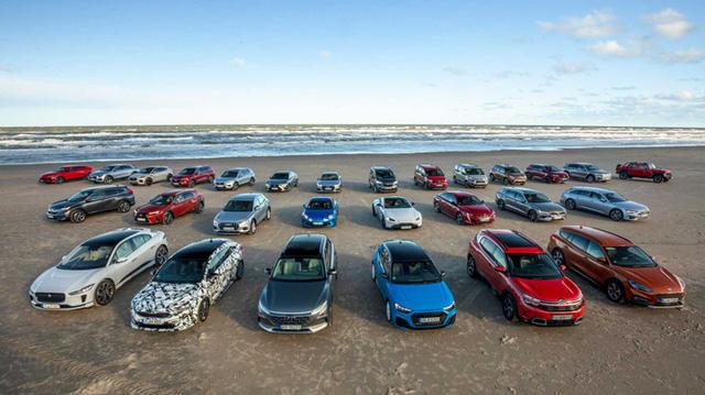 7 mẫu xe xuất sắc nhất 2019 tại châu Âu: Loại cả BMW 3-Series, Hyundai Santa Fe hay Lamborghini Urus