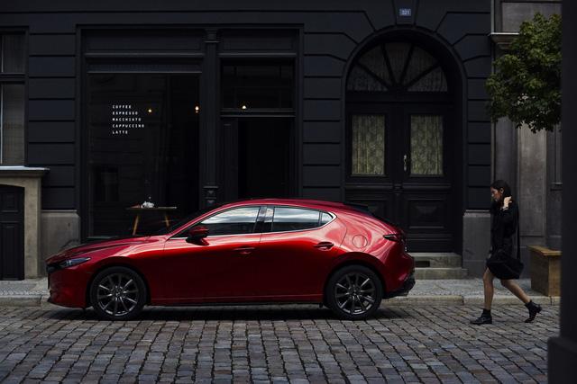 Mazda3 2019 chính thức ra mắt: Tham vọng tiệm cận xe sang của Mazda - Ảnh 6.