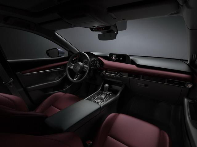 Mazda3 2019 chính thức ra mắt: Tham vọng tiệm cận xe sang của Mazda - Ảnh 9.