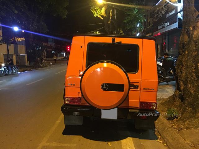 Chán màu sặc sỡ, dân chơi Hà Thành đưa chiếc Mercedes-AMG G63 về màu nguyên bản độc nhất Việt Nam - Ảnh 10.