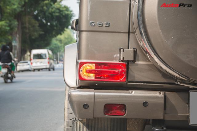 Chán màu sặc sỡ, dân chơi Hà Thành đưa chiếc Mercedes-AMG G63 về màu nguyên bản độc nhất Việt Nam - Ảnh 6.
