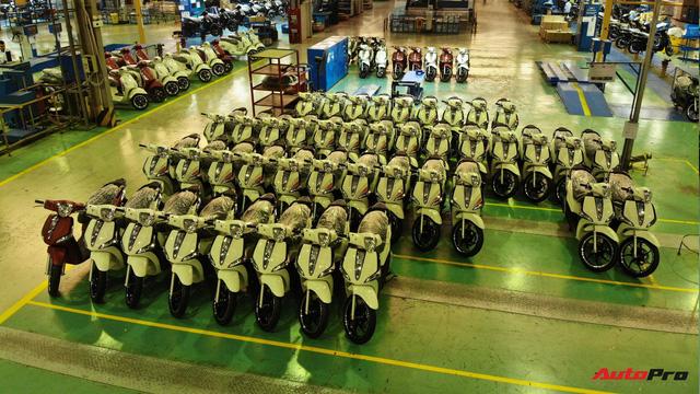 Bên trong nơi sản xuất xe máy không dành cho số đông tại Việt Nam - Ảnh 3.