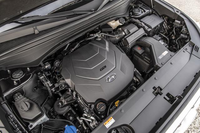 Palisade – Câu trả lời cho Ford Explorer của Hyundai chính thức trình diện - Ảnh 2.