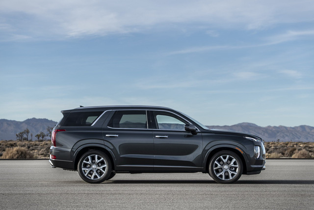 Palisade – Câu trả lời cho Ford Explorer của Hyundai chính thức trình diện - Ảnh 4.