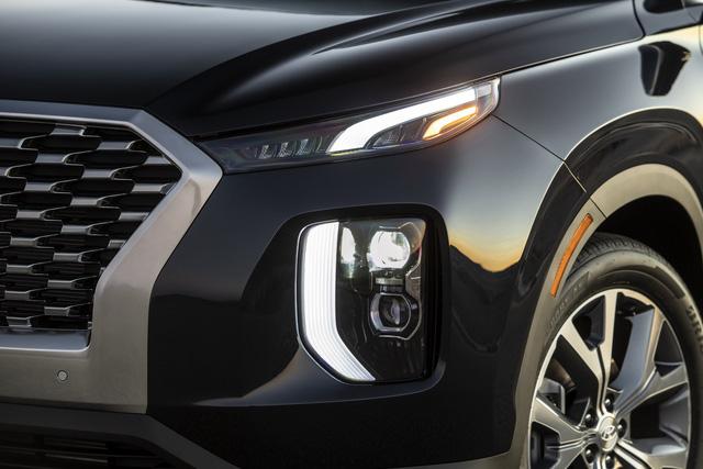Palisade – Câu trả lời cho Ford Explorer của Hyundai chính thức trình diện - Ảnh 8.