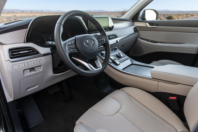 Palisade – Câu trả lời cho Ford Explorer của Hyundai chính thức trình diện - Ảnh 10.