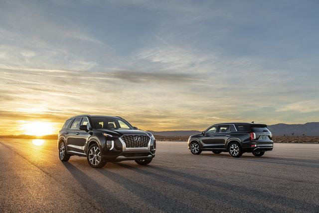 Palisade – Câu trả lời cho Ford Explorer của Hyundai chính thức trình diện - Ảnh 1.