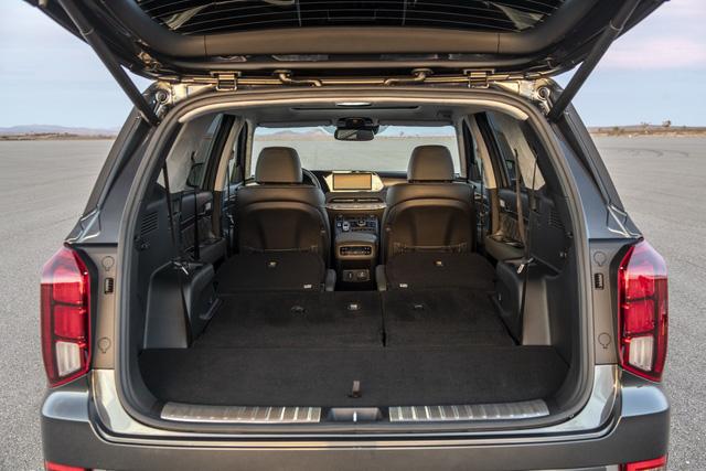 Palisade – Câu trả lời cho Ford Explorer của Hyundai chính thức trình diện - Ảnh 12.