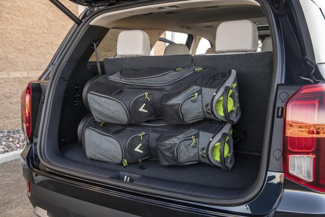 Palisade – Câu trả lời cho Ford Explorer của Hyundai chính thức trình diện - Ảnh 13.