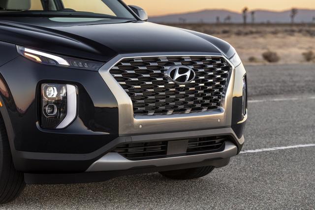 Palisade – Câu trả lời cho Ford Explorer của Hyundai chính thức trình diện - Ảnh 7.