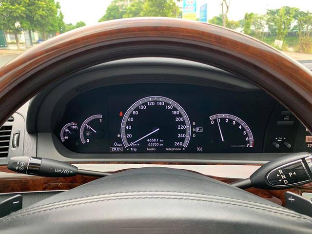8 năm tuổi, Mercedes-Benz S500 rẻ hơn cả Mercedes-Benz C200 mua mới - Ảnh 5.