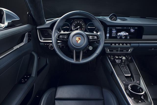 Porsche 911 đời mới có giá từ hơn 7,6 tỷ đồng tại Việt Nam - Ảnh 3.
