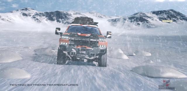 Quái vật bán tải Chevrolet Silverado ZH2 thách thức mọi địa hình - Ảnh 9.
