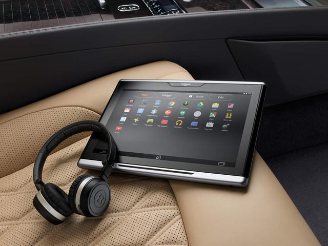 Bentley tích hợp Wi-Fi siêu nhanh lên mọi mẫu xe ngay từ năm sau - Ảnh 1.