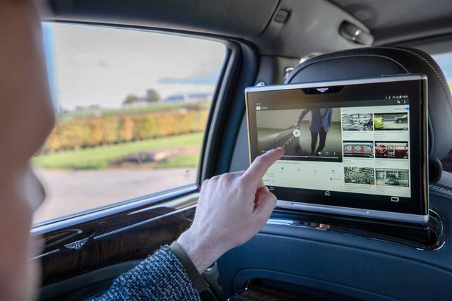 Bentley tích hợp Wi-Fi siêu nhanh lên mọi mẫu xe ngay từ năm sau - Ảnh 2.