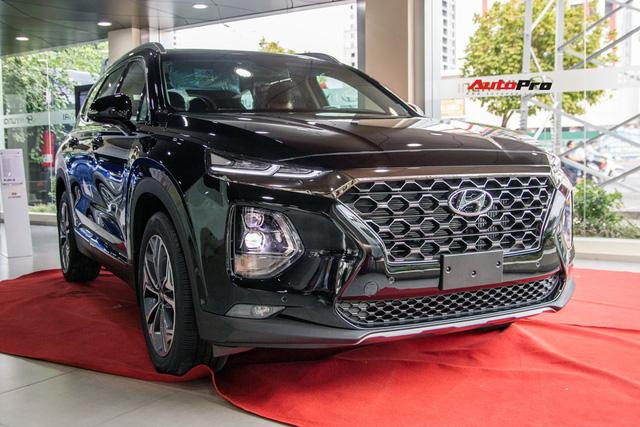 Hyundai Santa Fe 2019 lắp ráp tại Việt Nam mất hàng loạt tính năng, ngay cả khi so với thế hệ cũ - Ảnh 5.