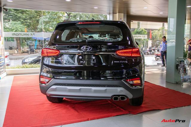 Hyundai Santa Fe 2019 lắp ráp tại Việt Nam mất hàng loạt tính năng, ngay cả khi so với thế hệ cũ - Ảnh 6.