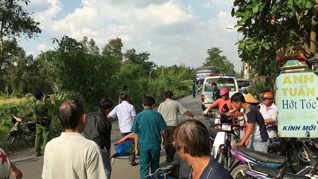 Định vị xe máy, phát hiện vợ vào nhà nghỉ cùng trai lạ, chồng đâm chết người ở Sài Gòn - Ảnh 1.