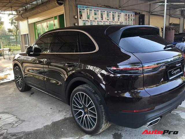 Porsche Cayenne 2018 được dân chơi xứ Nghệ ốp gói phụ kiện cả tỷ đồng - Ảnh 5.