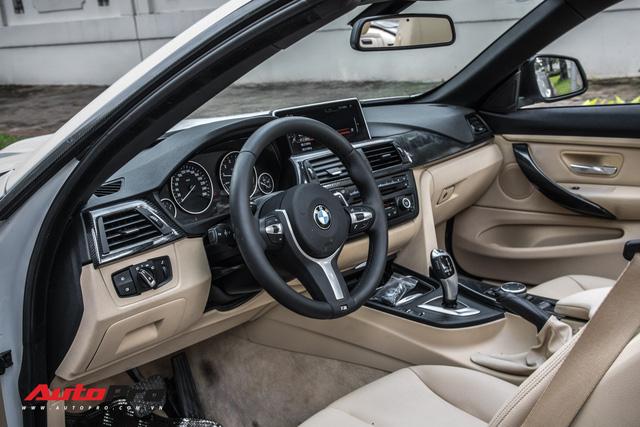 Bán BMW 428i Convertible, chủ xe chia sẻ: Độ tốn tiền mà bán lỗ đến muộn phiền - Ảnh 7.